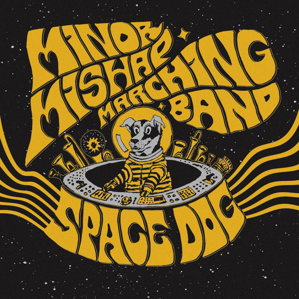 new album, Space Dog, coming early 2020